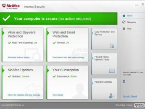 McAfee Internet Security 2014 licenta gratuita 6 luni